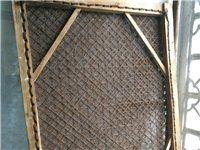 纯棕崩子床,4.5米X6.0米,牢固结实。