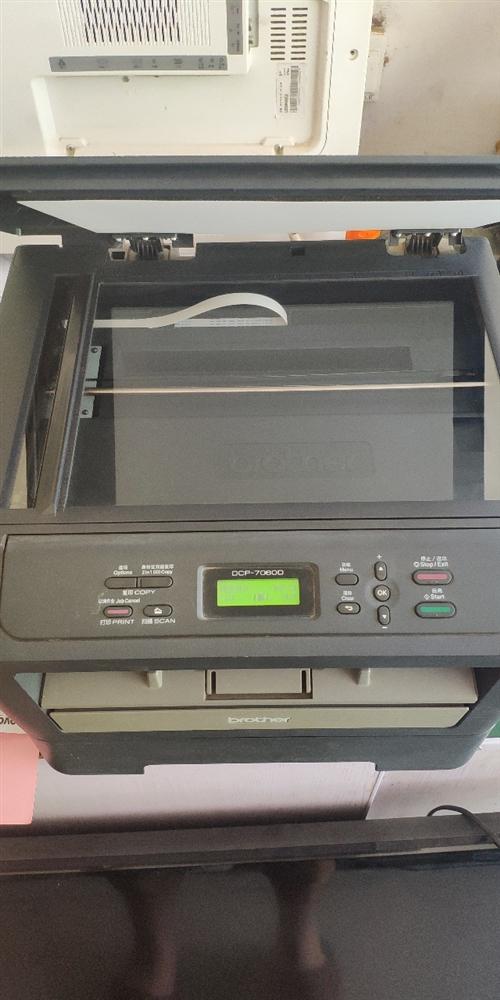 聯想M7060D,復印打印一體機。雙面打印,有身份證一鍵復印。詳細參數請百度,新舊看圖片。剛換的全新...