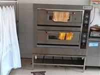 学校食堂用品,煮面桶燃气60和50各一个,电底加热桶两个58升的,有两层380四盘电烤箱,带不沾烤盘...