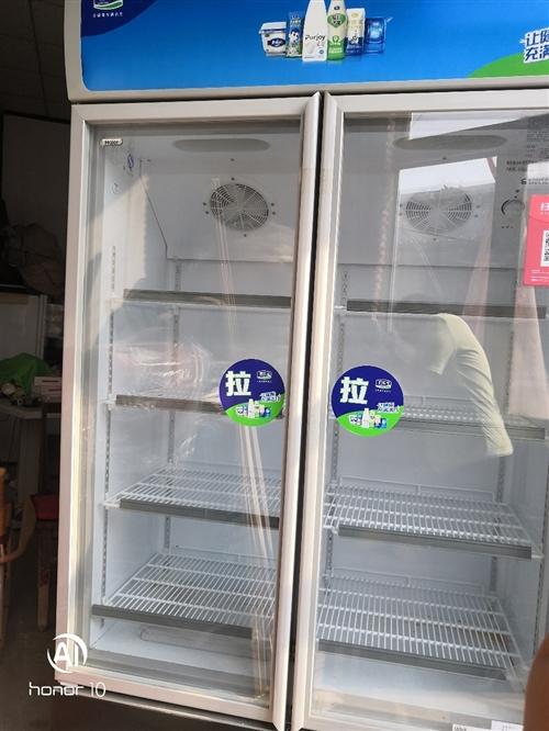 雙門冷藏柜,九成新,15103212052   王   價格面議