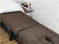 美容床全套,加宽加厚,9成新,自提。买到就划算!