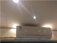 19年5月份买的三匹挂式空调,门市用,因为当时门市做的开放式,需要两台空调,现在做了橱窗了和门帘,一...