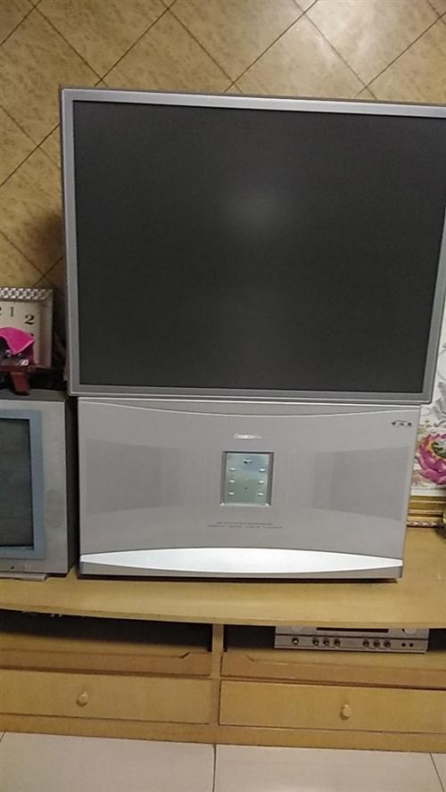 長虹背投電視,便宜出售