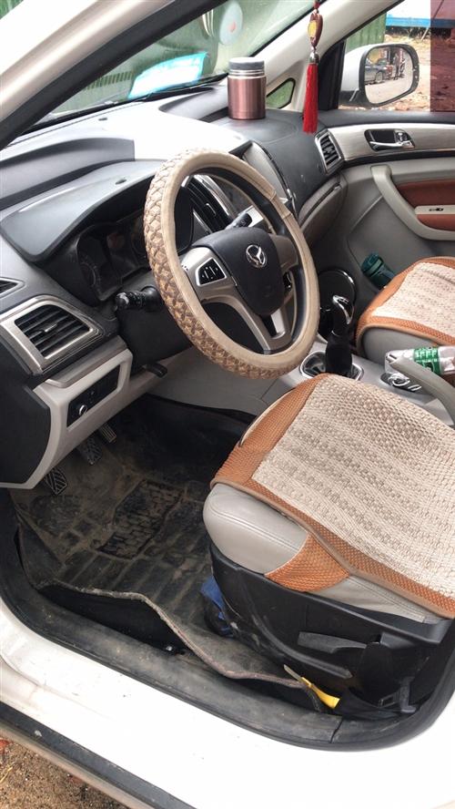 出售北汽幻速H3F 私家自用車帶天窗跑了6萬公里 保險到明年7月