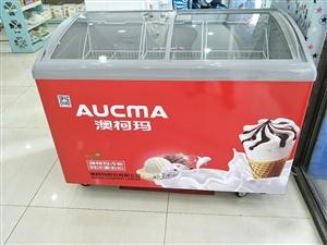 九成新,就用了一个夏天冻冰淇淋!原价2280澳柯玛冰柜