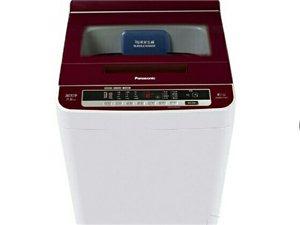 松下7.5公斤全自动洗衣机。