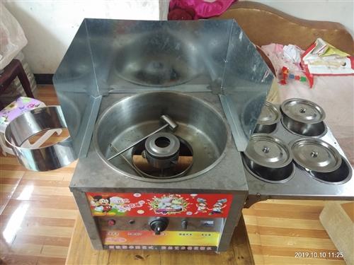 閑置棉花糖機器,95成新,就只有小孩做過幾次自己吃,買個小煤氣罐就可以直接擺攤了,不會包教,生意好一...