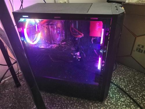 自用入門游戲機一套可單賣主機,可玩吃雞逆水寒,DNF,LOL有意私聊,上門維修電腦監控打印機