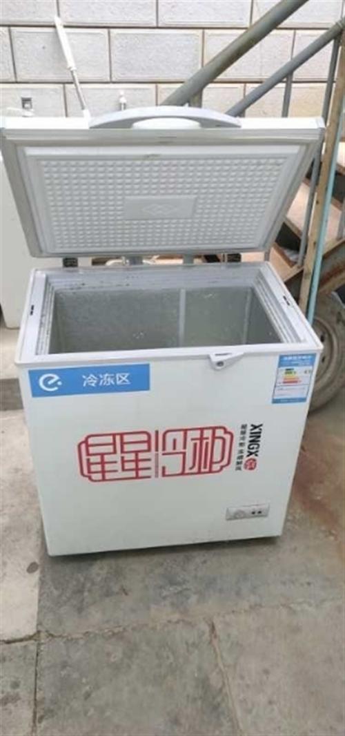 低價出售冰箱一個,高壓灶頭一個,蒸籠一套