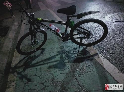 本人有辆自行车出售因本人不在武都工作,所以出售