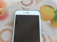 蘋果6plus國行16G,移動聯通兩網通雙4G ,成色99新,在家閑置沒怎么用,800元出,電話微信...