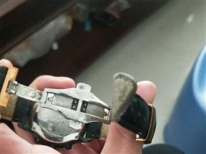 格雅手表,买的时候1750,换下皮带和电子就可以了。