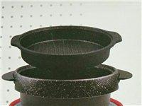 全新電火鍋加煎盤一套+養生壺一套低價處理
