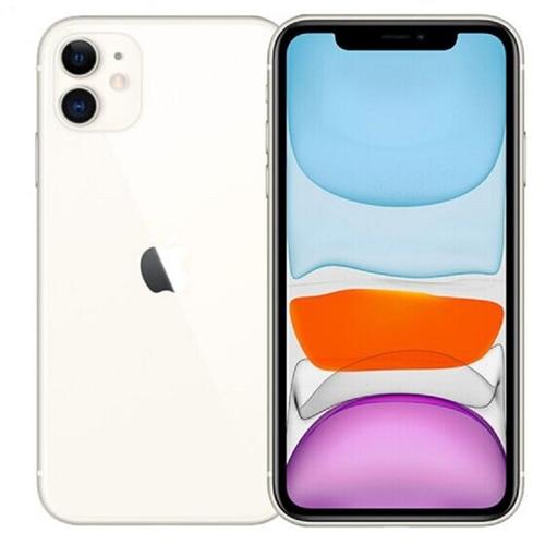 剛買不到一個禮拜的蘋果11國行白色128內存,原裝配件什么都有,還有一年的碎屏險,新機買來六千多,因...