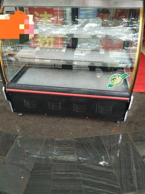 展柜轉讓,功能正常,制冷效果好,1米2寬。