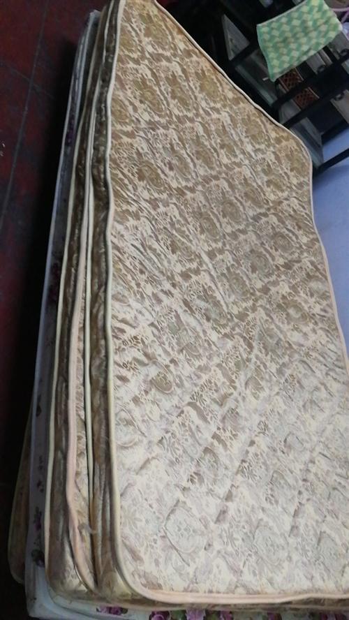 閑置二手粽子床墊1.2X2米