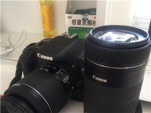 Canon EOS Kiss X7i。纯日本进口相机。9.9成新,几乎用不到,希望给找一个合适爱护它...