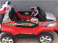 出售一辆九成新儿童电动汽车,电池是新换的,全新,可遥控可自己开,买回来孩子不坐所以一直闲置,车况良好...