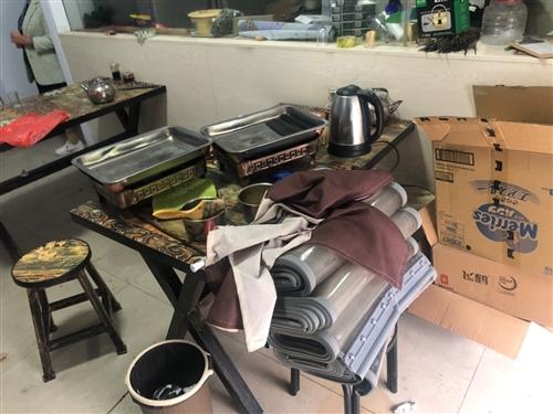 飯店停業,全套廚房設備超低價出售,有意者,速聯系。