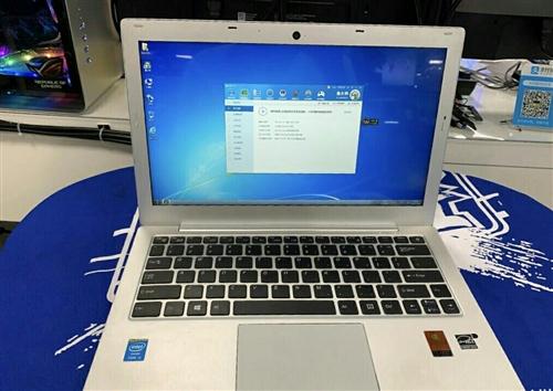 火星人超薄笔记本,电脑9九成新以上,i3 4代处理器,8G运行内存,500G高速硬盘,高清显示屏,电...