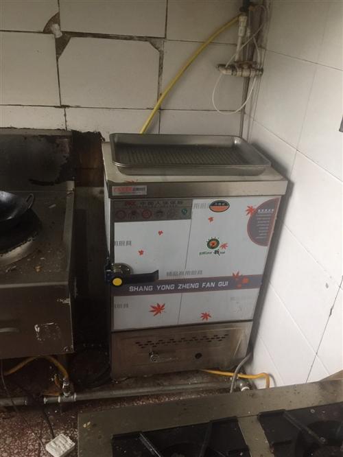 天然气蒸箱