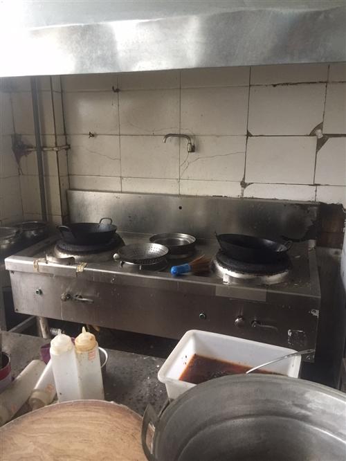 厨房燃气双灶