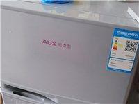 出售 自用奥克斯小冰箱,上面冷冻,下面冷藏,刚用了一年,租家自用很合适,省电,不占地方,