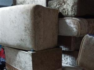 足浴按摩沙�l10套,含茶�祝�抱枕,�_凳,按摩沙�l,一套260