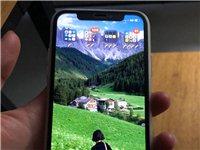 出自用苹果x 国行64g不小心把屏幕摔了,换了国产的屏幕没有面容了,其他一切正常。打算便宜慢出.