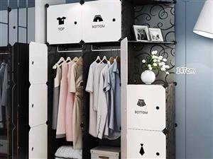 八成新�易�M�b衣柜,�б���p�雍�易小鞋柜,因搬家。�F低�r出售,
