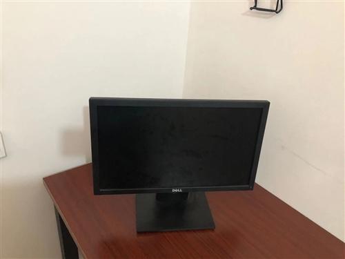 出售几台戴尔19寸22寸电脑显示器。19寸120元,22寸180元。一起打包价格再聊。