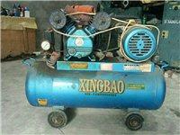空气泵,捆绑机各一台转让!