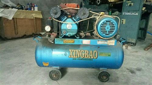 空氣泵,捆綁機各一臺轉讓!