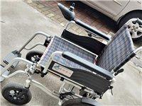 8成新电动轮椅 轻便好操控。