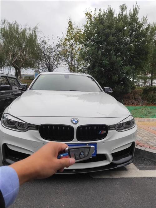 17運動款320li,原廠家指導價35萬多。有意向隨時看車,微信:wenfze