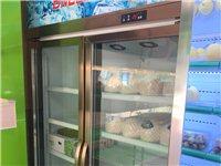 9.9成新的大双门风冷冰箱,高2.09米,宽1.3米,深70cm,刚买三个月,因无暇顾及店铺,可与风...