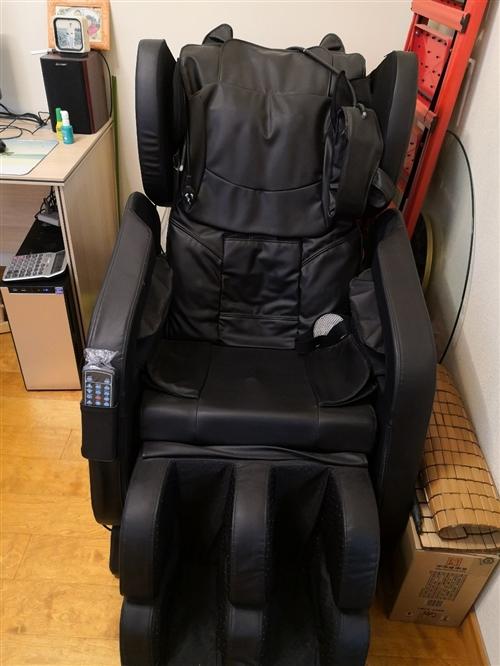 在京東買的按摩椅出售,沒用過幾次,東西在江店金江學校附近,現低價出售