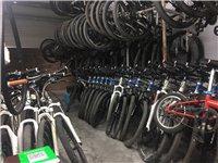 二手自行車出售。 山地車  女士車 折疊車  雙人車里全部處理
