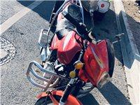 宗申比亞喬摩托車,125cc排量,沒事帶個步挺好,單車,不燒機油不漏油,剛換的機油!價格可小談
