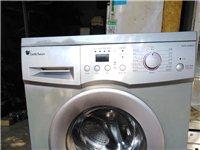 低价出售八成新7公斤小天娥滚筒洗衣机,