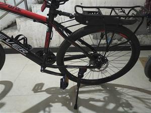 刚入手一个月的**永久山地自行车,没骑过几回。因工作原因将其转让,低价出售。适合学生,上班族短途骑行...
