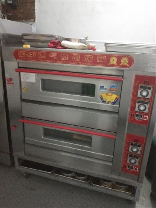 厨宝双层烤箱,30斤和面机,26层面包馒头醒发箱,面包打蛋器,380型压面机,全部买来用了几天,可以...