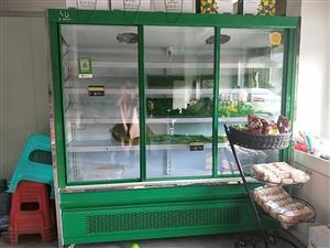 冰柜出售,1.8米��九成新!限自提……