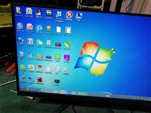 联想Lenovo24寸窄边显示器,自用甩卖,效果清晰,高清接口,价格亲民,质量保证,无人为损坏保七天...
