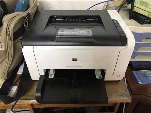 惠普激光彩色打印機 耗材便宜 效果好 650元帶碳粉!冰點價格 不議價 帶wifi手機打印的