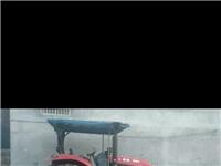 出售17年瑞得牌1304拖拉机 配套机具 秸秆机 旋耕机 四华犁 六缸东方红机器 工作时间八百小时...
