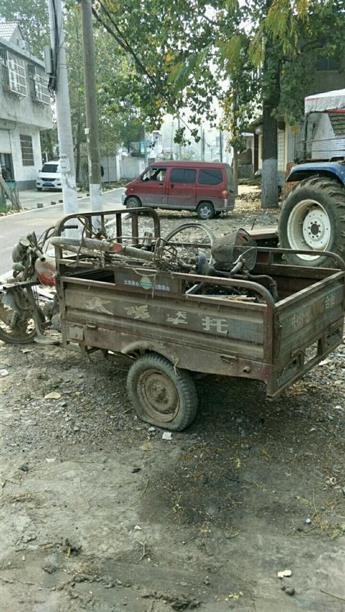 高价回收报废汽车摩托车