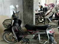本人出售闲置摩托车一辆。价格面议。