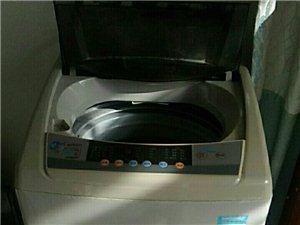 全自动洗衣机,无任何问题,