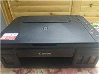 多功能无线打印一体机,佳能G3800大容量连供可加墨彩色。